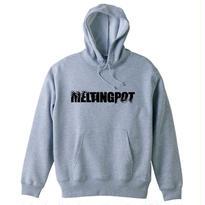 Melting Pot Logo (スウェットパーカー )