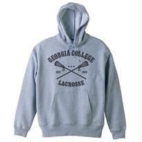 Lacrosse college / カレッジロゴ(スウェット パーカー )