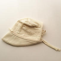 SENSE OF WONDER オーガニックコットン 帽子 日本製 BASIC フード
