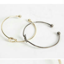 slim metal bangle