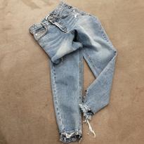 ankledamage pants