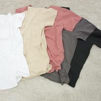 simple VneckTshirt