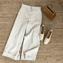 <4月30日限定販売>linen pants