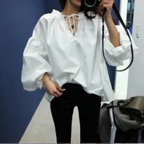 balloon blouse shirt
