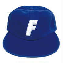"""F"" Logo Ball Cap ( Royal )"