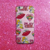 'PLAY GIRL' iPhone6/6S専用ケース