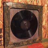 Handmade Vinyl Frame #5