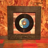 Handmade Vinyl Frame #2