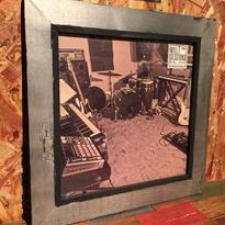 Handmade Vinyl Frame #4