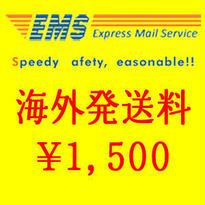 EMS(国際スピード郵便)送料 500gまで 【EMS: Up to 500g】