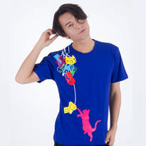 JOYCAT   T-Shirt  (BLUE)