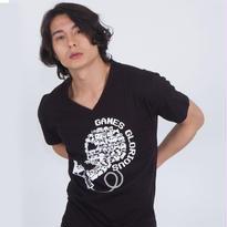 MIND CONTROL  Short-Sleeve T-Shirt  (Black)