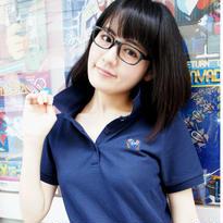 マッピー ポロワンピース (Navy)  〜MAPPY  Polo DressShirt〜