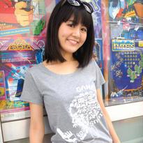 MIND CONTROL  Tunique T-Shirt  (Gray)