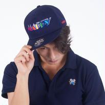 マッピー (MAPPY)    Snapback Cap (NAVY)