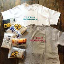 """[CHEAP TIME$] PackTee """"TRUE ROMANCE"""""""