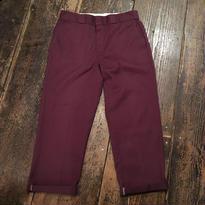 [USED] Dickies! dark purple WORK パンツ