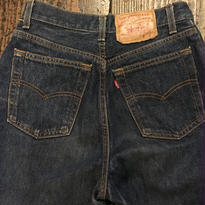 [USED]   Levis 501  Lady's made in U.S.A