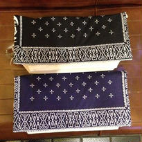 [NAFF] CROSS BANDANA クラッチ