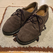 [USED] Dr.Martens SUEDE /3HOLE