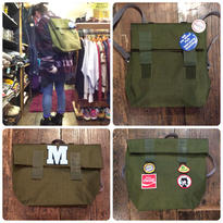 [DEAD STOCK] 3way MILITARY SCHOOL BAG