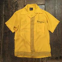 [USED] YELLOWレーヨンシャツ