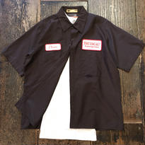 [USED] US WORK SHIRTS! [BROWN]