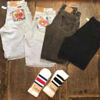 [DEAD STOCK / USED] 90's!LOOSE な DENIM ショーツ