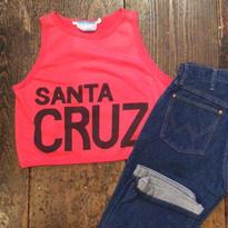 [USED] 'SANTA CRUZ'  SWEAT タンクトップ