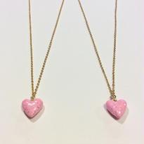 [BENICOTOY] ピンクシリーズ -♡ネックレス-