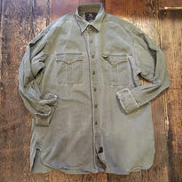 [USED] RRL COTTON シャツ