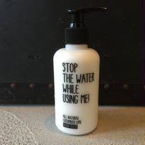 STOP THE WATER WHILE USING ME! 「C&L HAND BALM」  200ml