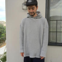 VOTE MAKE NEW CLOTHES  BIG HEAVY THERMAL HOODY