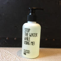 STOP THE WATER USING ME! 「L&H  SOAP」200ml