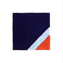 PHINGERIN 「SQUARE MAT」 navy
