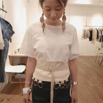 THE Dallas  「Cut Ring Belt 」