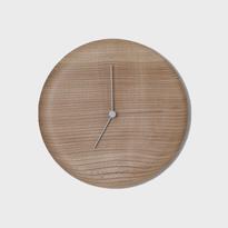 wall clock ( 生地色 )