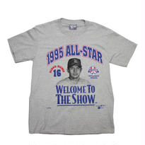HIDEO NOMO #16  1995 ALL-STAR vintage tee  ②  - size M -