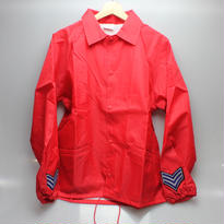 INFIELDER DESIGN   Cardinal coach jacket   RED  type 3 - size M -
