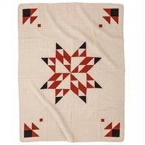 Patchwork Quilt Cover  Beige  (140 × 180)