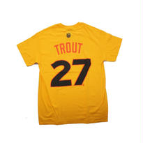 ALL STAR TROUT #27 TEE   - size M -