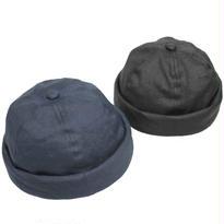 INFIELDER DESIGN   LINEN BOB CAP