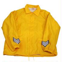 INFIELDER DESIGN   Cardinal coach jacket   YELLOW - size M -