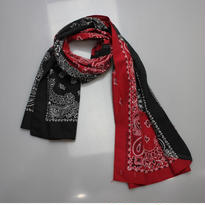 INFIELDER DESIGN      BANDANA STALL   RED×BLACK