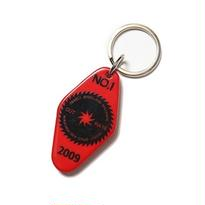 CUTRATE KEY HOLDER RED CR-16ST032