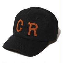 CUT RATE WOOL WAPPEN CAP BLACK CR-16AW025