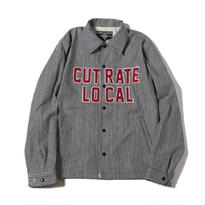 CUTRATE COACH JACKET HICKORY CR-16AW006