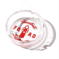 CUT RATE ASHTRAY RED  CR-16AW045