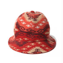 NATIVE WOOL METRO HAT RED[CR-15AW039]