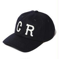 CUT RATE WOOL WAPPEN CAP NAVY CR-16AW025